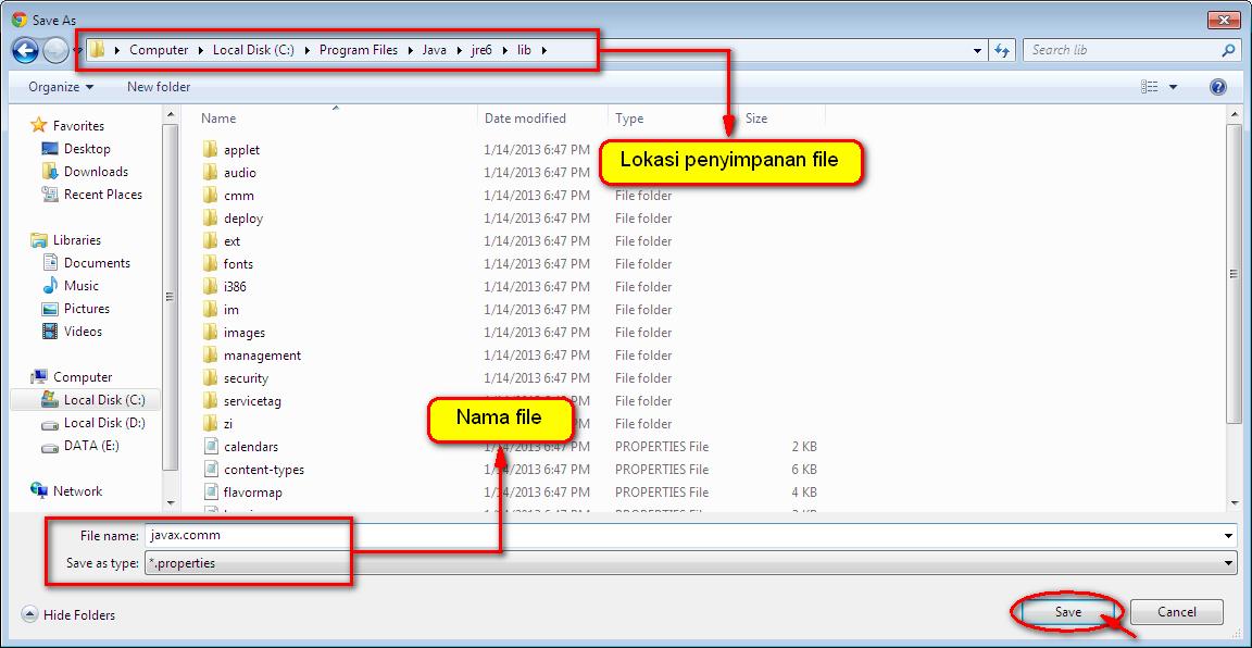 Cara Setting Customer Display untuk Windows
