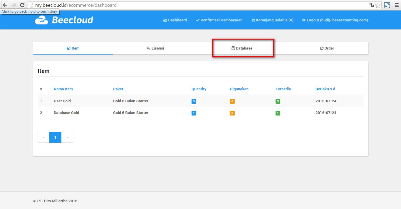 Cara Membuat Database Perusahaan