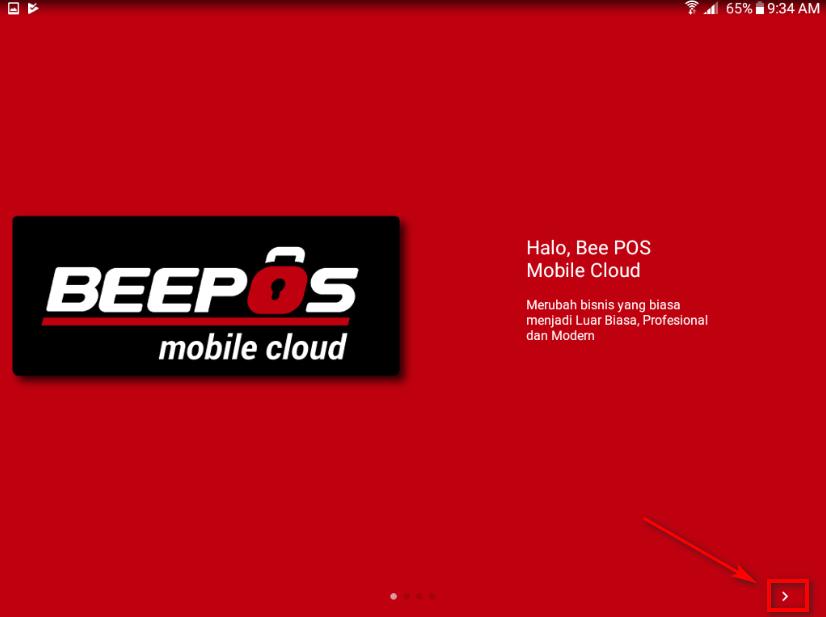 Cara Instal Beepos Mobile