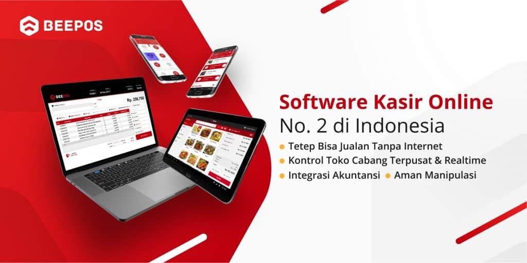 Beepos Software Kasir Online