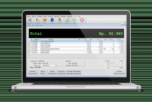 Software Akuntansi Penjualan Kasir POS