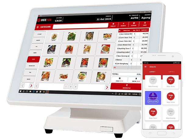 Gambar Beepos Resto & Waiter Order - Software Restoran