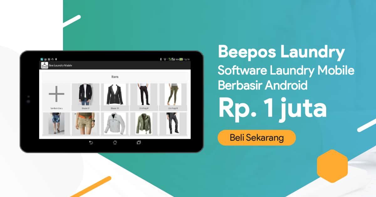 Software Laundry Beepos Banner Facebook