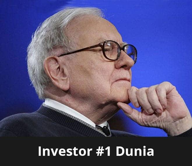 Warren Buffet Investor No. 1 Dunia - Bee Financial Analysis