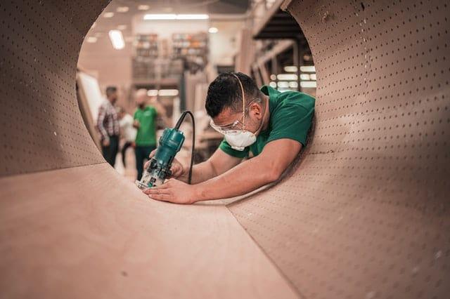 Gambar Proses Produksi di Pabrik