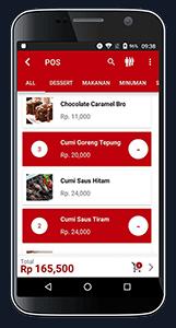 Mesin Kasir Android Gambar