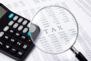 laporan pajak bulanan