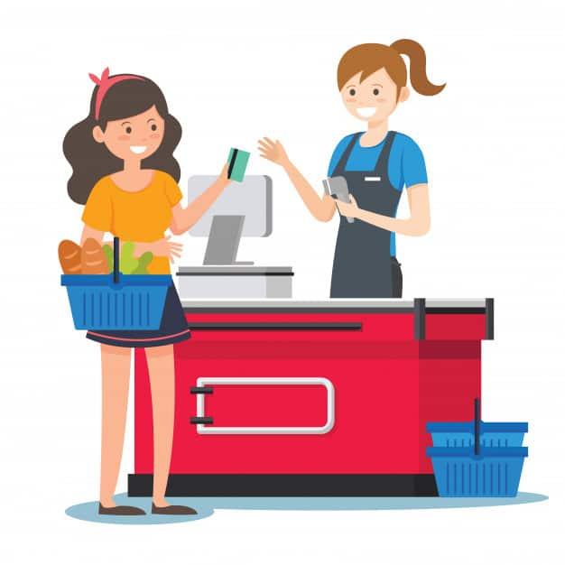 Kasir Minimarket