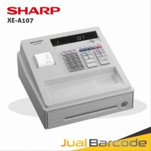 Mesin Kasir Cash Register Sharp XE-A107
