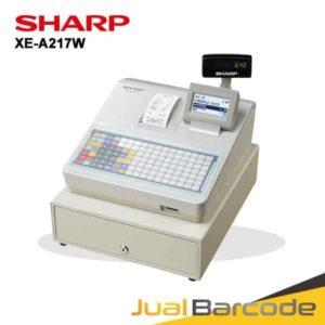 Mesin Kasir Cash RegisterSharp XE A217 Gambar