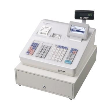 Mesin Kasir Cash Register Sharp XE-A307 Gambar