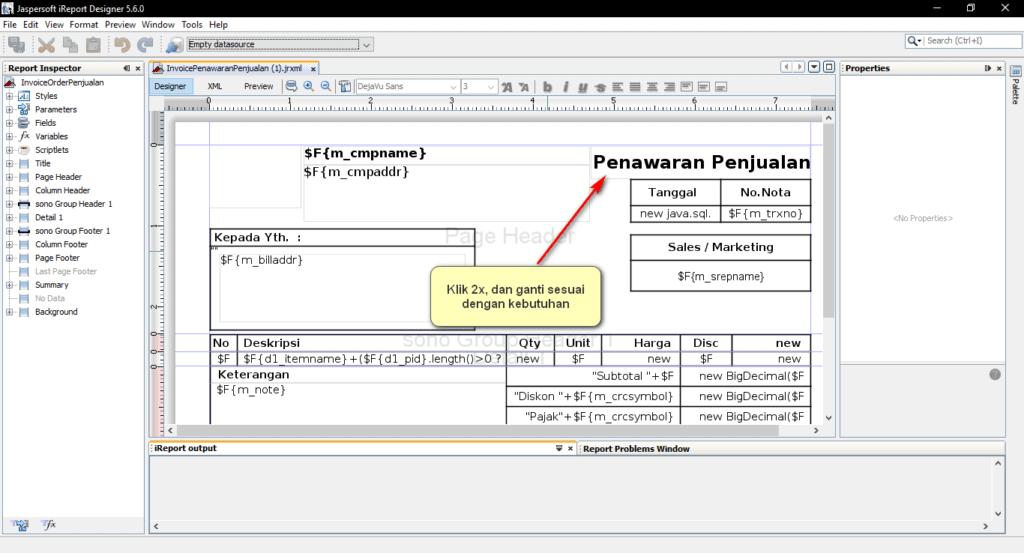 Membuat Proforma Invoice Pada Beecloud