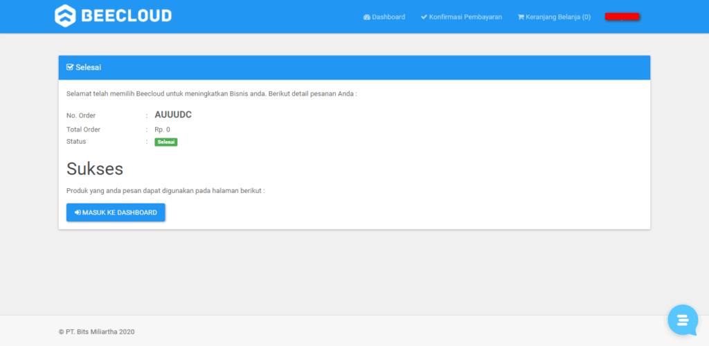 Installasi Plugin Promo Pada Beecloud (Khusus pengguna Beepos)