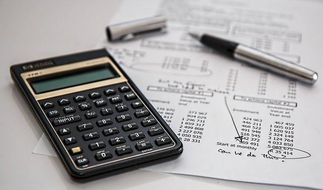 Kalkulator Laporan Keuangan