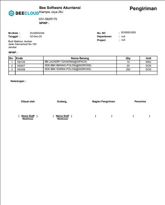 17. InvoicePengiriman A4