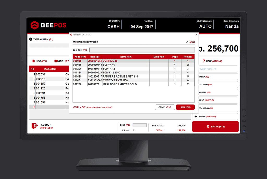 Software-Kasir-Beepos-Desktop-Tampilan-Produk-Favorit