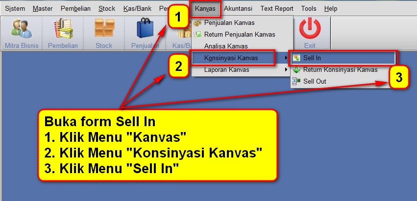 2.Sell In