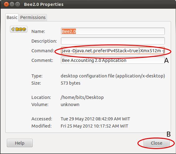 Printing Cetak Nota Teks Report di Ubuntu 10.xx keatas