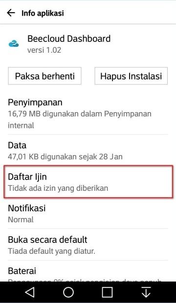 3. App Info
