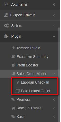 Gb 3. [Plugin]-[Sales Order Mobile] - > Laporan Report SOM